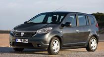 Presupusa Dacia Lodgy de serie