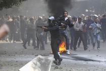 Noi violente in Piata Tahrir din Cairo