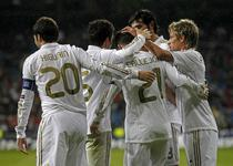 Real Madrid, in mare forma