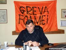 Primarul din Brad, Florin Cazacu