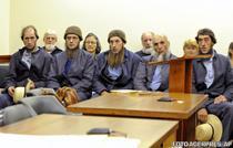 Cinci dintre suspectii Amish