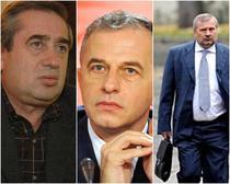 Ioan Niculae, Mircea Geoana si Gh. Bunea Stancu