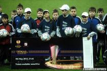 Identitatea vizuala si biletele pentru finala Europa League, dezvaluite vineri seara
