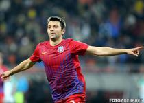 Raul Rusescu, decisiv pentru Steaua