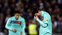 Messi, de nerecunoscut cu Getafe