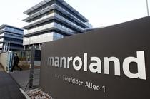 Sediul Manroland din Augsburg