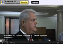 Adrian Nastase la ICCJ