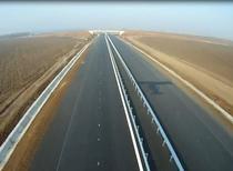 Autostrada Arad - Timisoara, 24 noiembrie