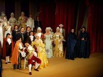 Spectacolul cu opera Bal mascat