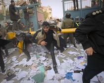 Violente in Iran