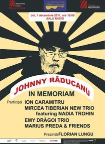 In Memoriam Johnny Raducanu