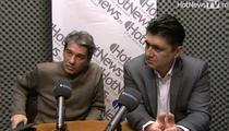 Florin Chirculescu si Valeriu Todirascu