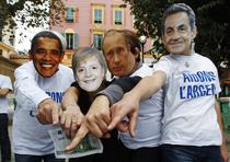 Protest la Nisa