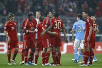 Bayern, victorie cu Napoli
