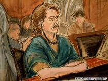 Viktor Bout, in timpul procesului