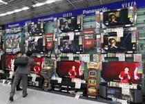 Vremuri grele pentru televizoarele japoneze