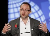 Jimmy Wales, fondatorul Wikipedia