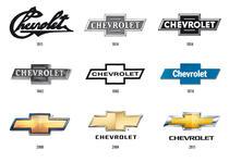 Logouri Chevrolet 1911-2011