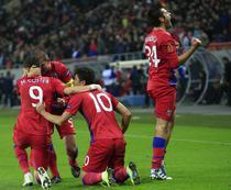 FOTOGALERIE Steaua vs Maccabi Haifa