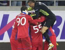 Steaua, victorie spectaculoasa cu Maccabi Haifa