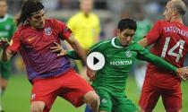 Steaua vs Maccabi Haifa