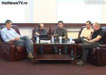 Dezbaterea bloggerilor