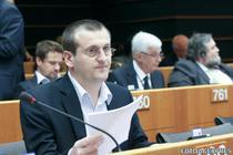 Cristian Preda in PE, Bruxelles