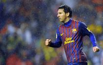 Messi, salvatorul Barcelonei