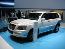 Concept Toyota pe hidrogen la salonul de la Geneva