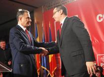 Mircea Geoana si Victor Ponta