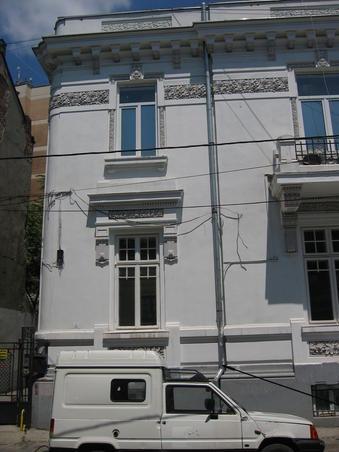 Pe strada Brosteanu, Bucuresti