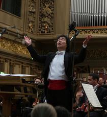 Dirijorul Jin Wang