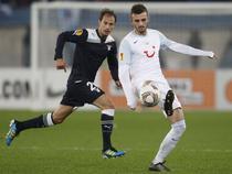 Stefan Radu (stanga) ar putea ajunge la Inter
