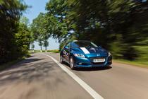 Test Drive cu Honda CR-Z