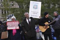 Proteste la New York