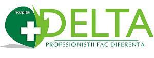 Delta Hospital Logo