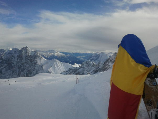 Mândru că sunt român in diaspora