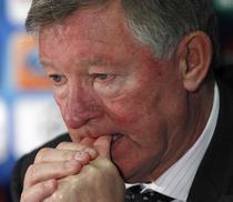 Sir Alex Ferguson, ingandurat dupa meciul cu Palace