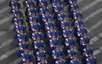 Fotogalerie: Parada militara