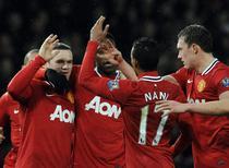"""Succes clar pentru United pe """"Old Trafford"""""""