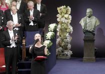 Laureatii Nobel 2011