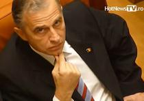 Mircea Geoana in Parlament