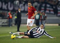 Remiza intre Roma si Juventus