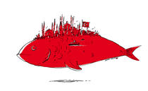IstanFish de Matei Branea - prin bunavointa artistului
