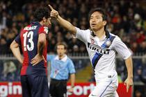 Nagatomo, gol decisiv pentru Inter
