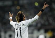 Neymar, inca un gol pentru Santos