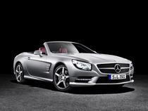 Noul Mercedes Benz SL Class, o combinatie de stil retro si tehnologie moderna