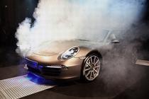 Lansare Porsche 911 in Romania