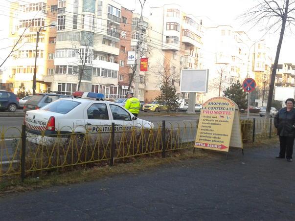 politia din romania