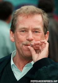 Vaclav Havel, in vacanta, in 1996